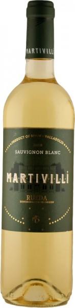 Angel Lorenzo Cachazo Martivilli Sauvignon Blanc 2019