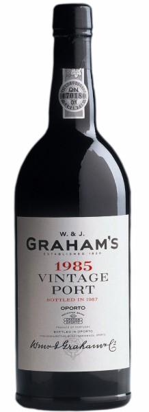 Grahams Vintage Port 1985