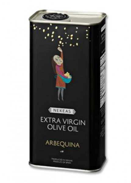 Nekeas Arbequina Extra Virgen Olivenöl 0,5l