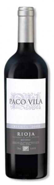 Covila Paco Vila Crianza 2016