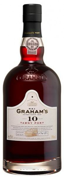 Grahams 10 Years Tawny