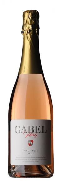 Gabel Pinot Rosé Sekt brut