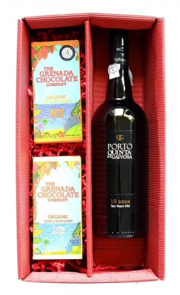 Schokolade & Portwein - Paket 1