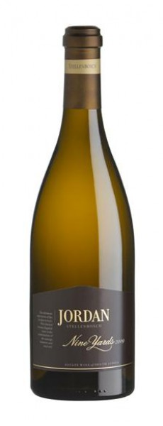 Jordan Nine Yards Chardonnay Reserve 2015