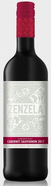 Simonsvlei Zenzela Cabernet Sauvignon 2018