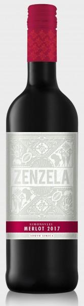 Simonsvlei Zenzela Merlot 2017