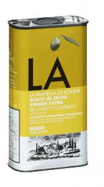 LA Olivenöl suave 500 ml