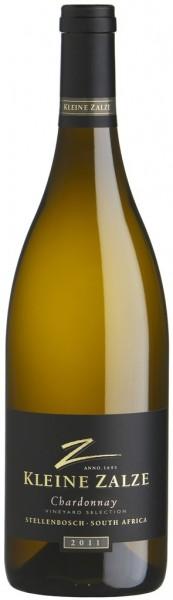 Kleine Zalze Vineyard Chardonnay Barrel fermented 2015/ 2016/ 2017