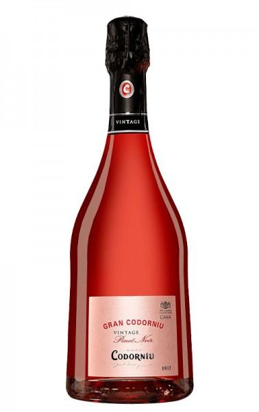 Codorniu Gran Codorniu Pinot Noir Rose Brut Cava Vintage