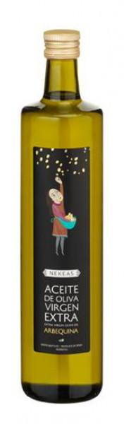 Nekeas Arbequina Extra Virgen Olivenöl 0,75l